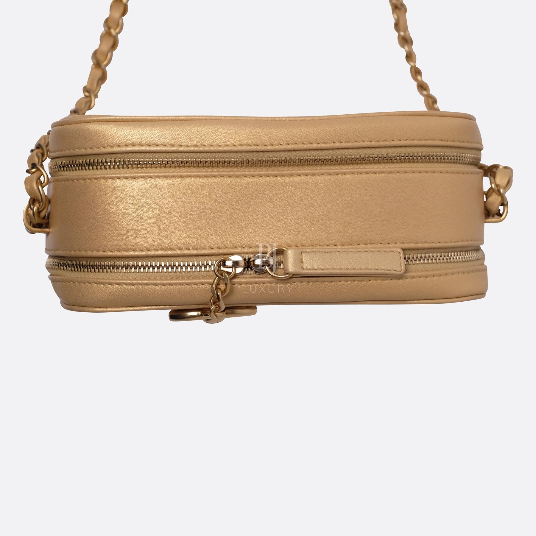 Chanel Camera Case Medium Brushed Gold Calf Gold BJ Luxury 18.jpg