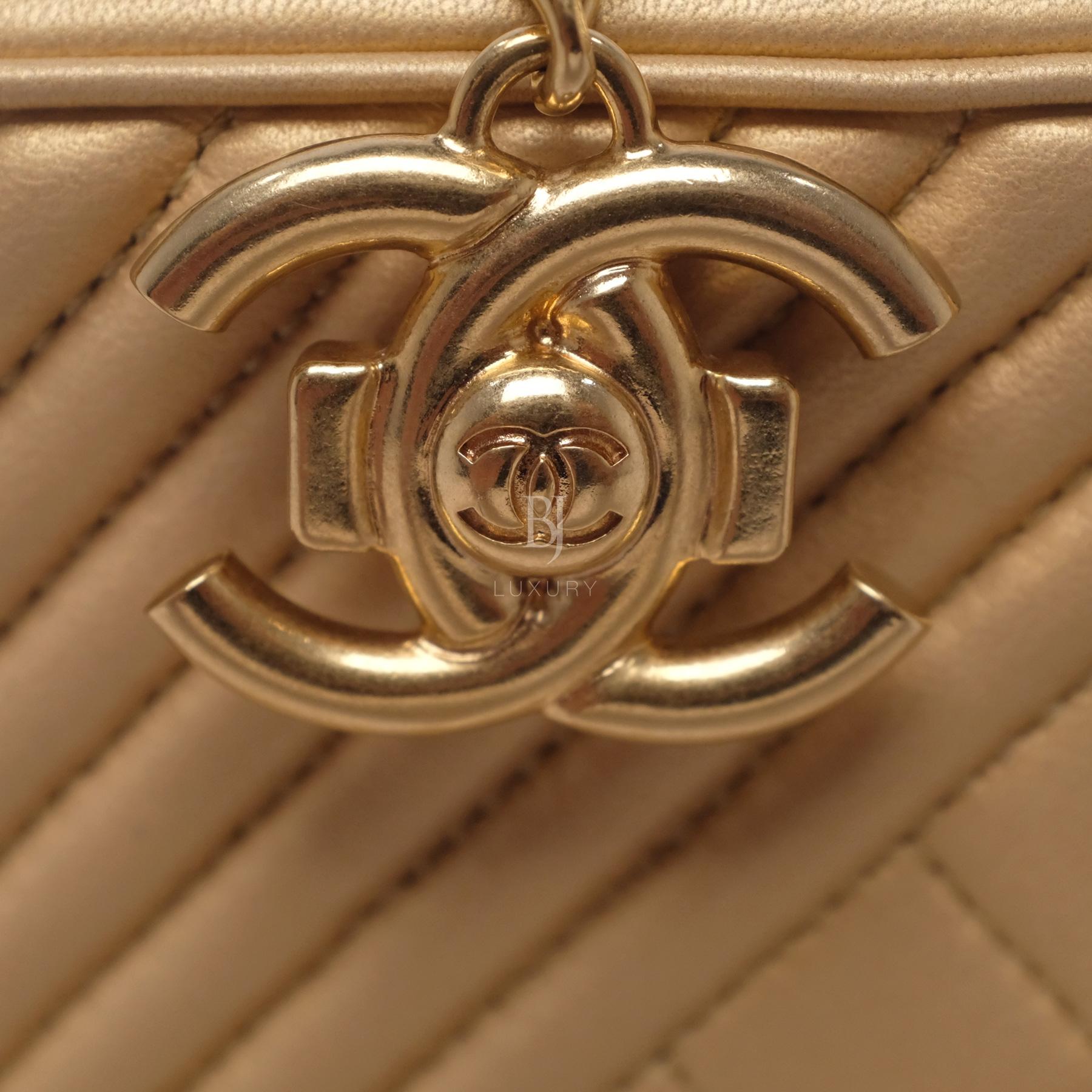 Chanel Camera Case Medium Brushed Gold Calf Gold BJ Luxury 5.jpg