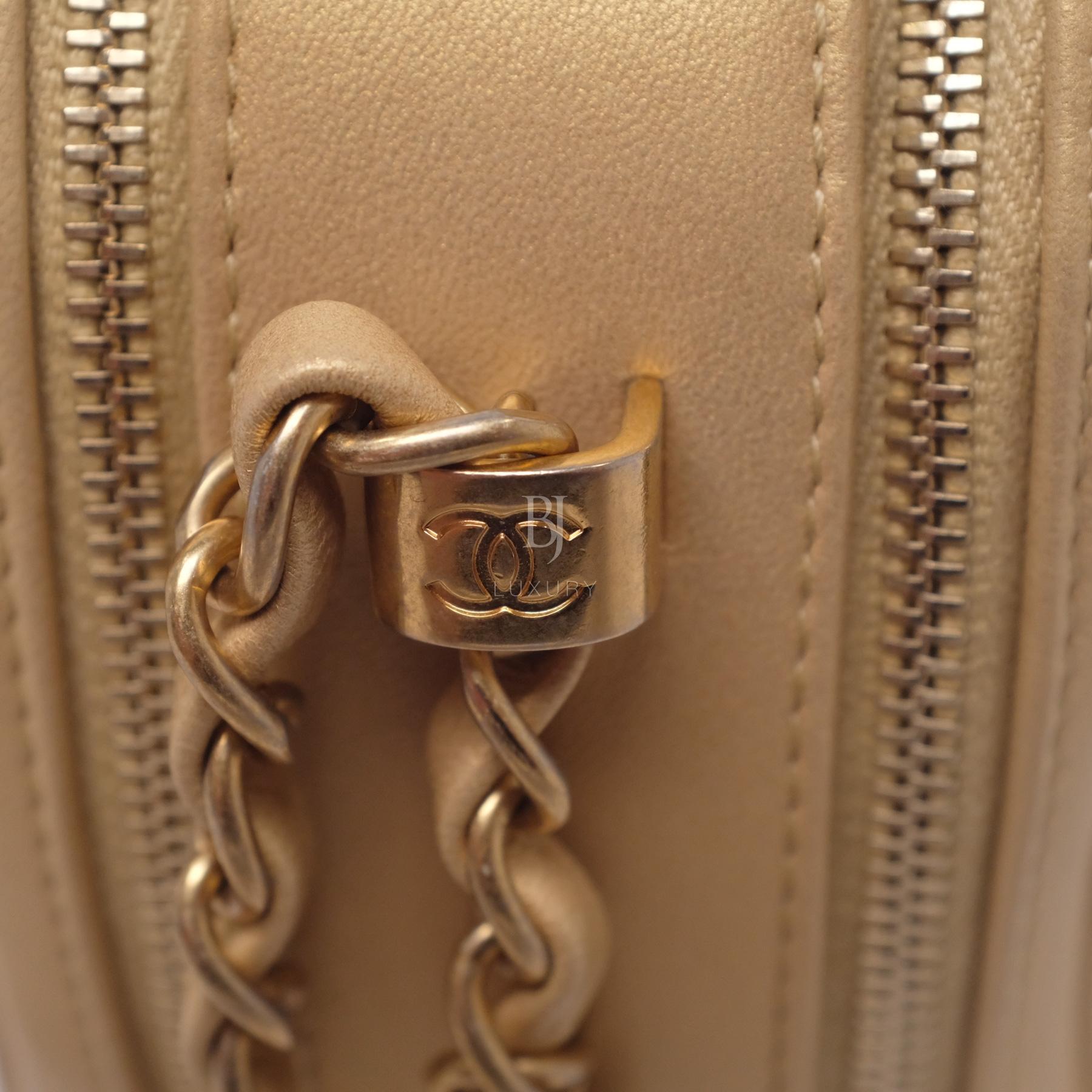 Chanel Camera Case Medium Brushed Gold Calf Gold BJ Luxury 7.jpg