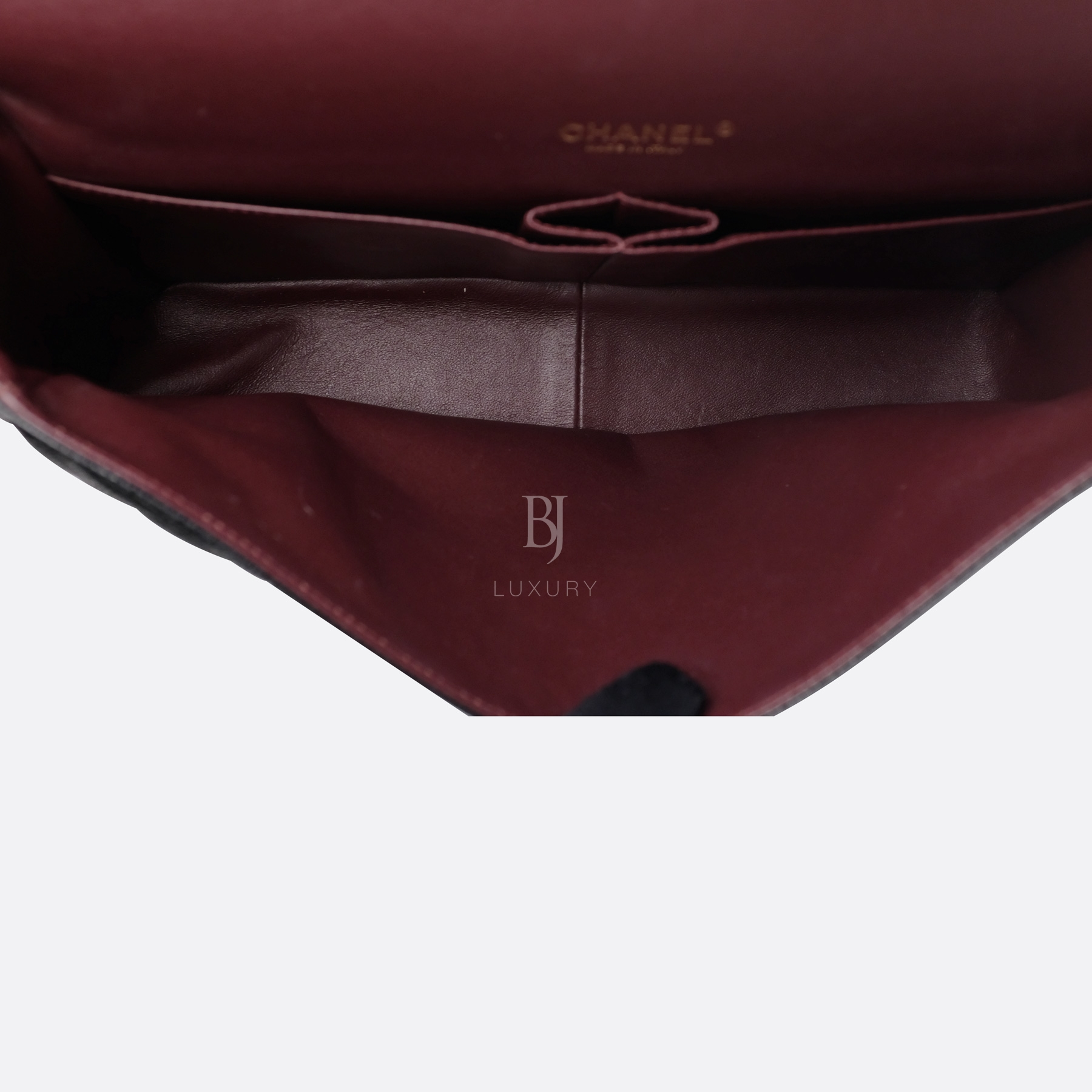 Chanel Classic Handbag Caviar Maxi Black BJ Luxury 20.jpg