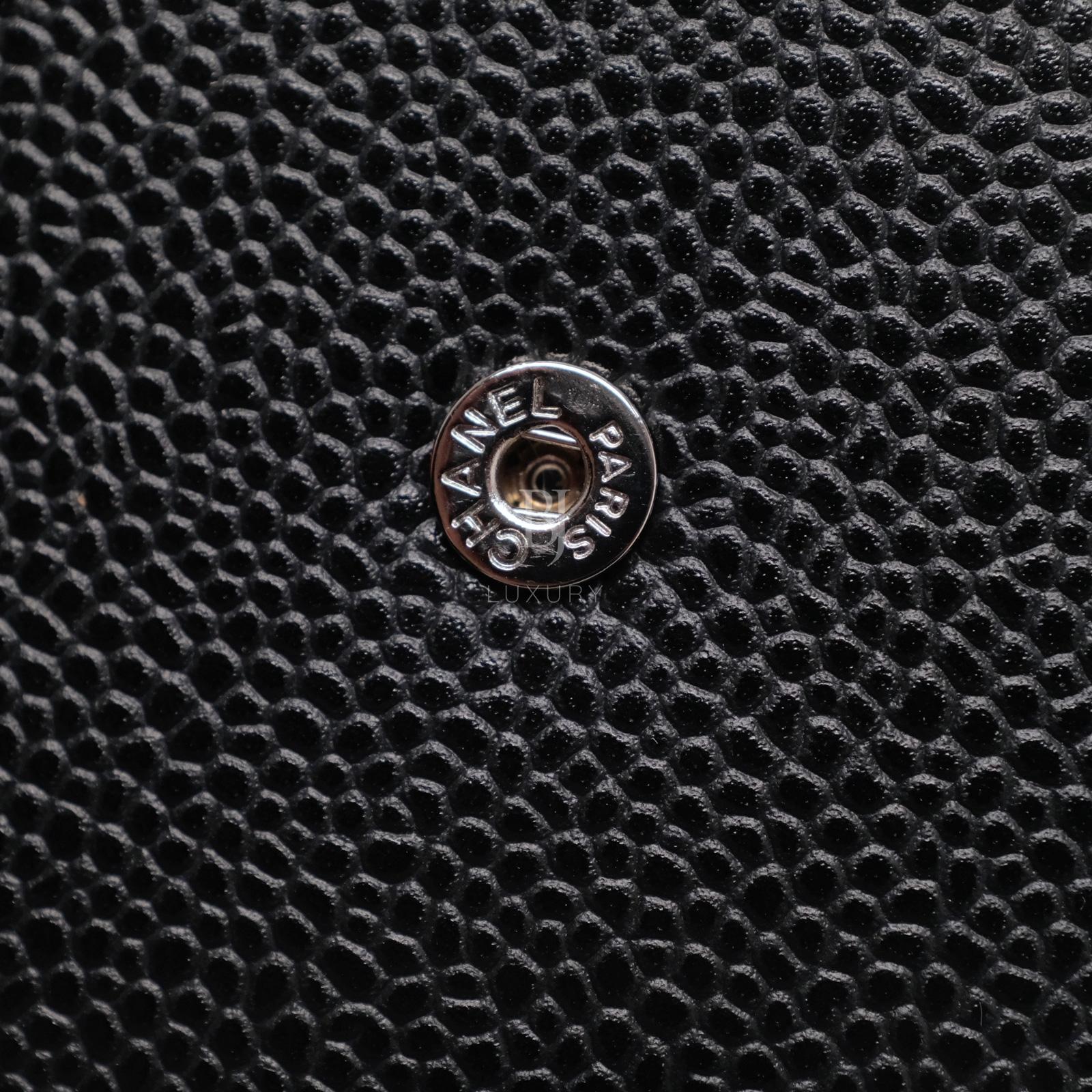 Chanel Wallet on Chain Caviar Silver Black BJ Luxury 14.jpg