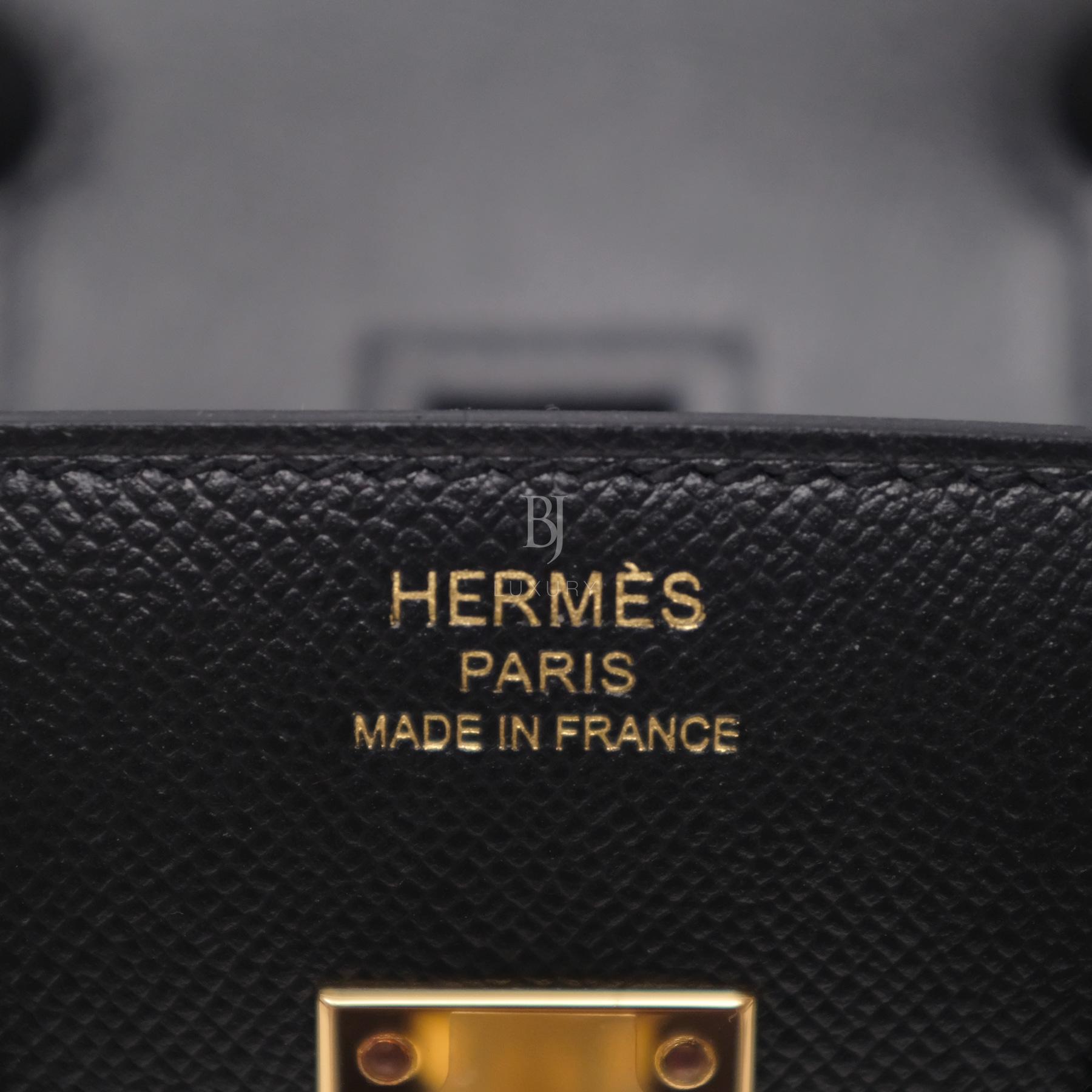 Birkin Sellier 25 Black Veau Madame Gold BJ Luxury 1.jpg