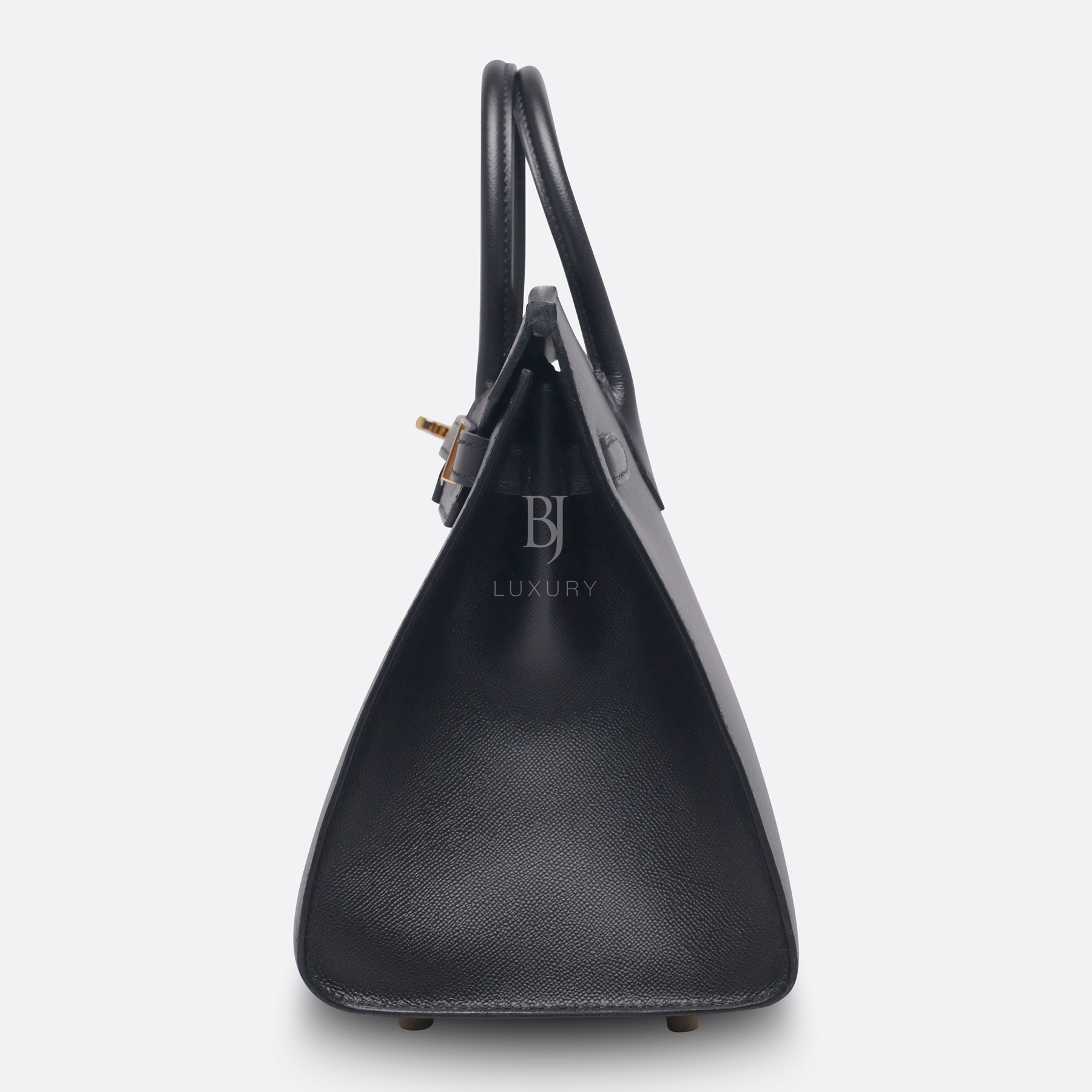 Birkin Sellier 25 Black Veau Madame Gold BJ Luxury 13.jpg