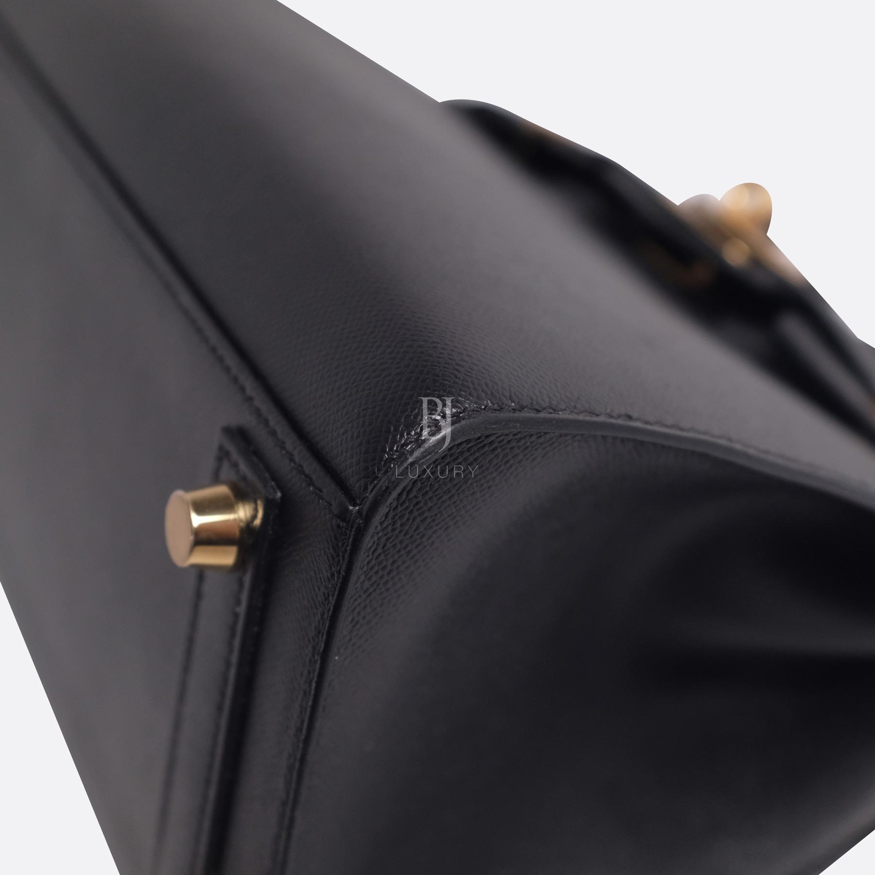 Birkin Sellier 25 Black Veau Madame Gold BJ Luxury 16.jpg