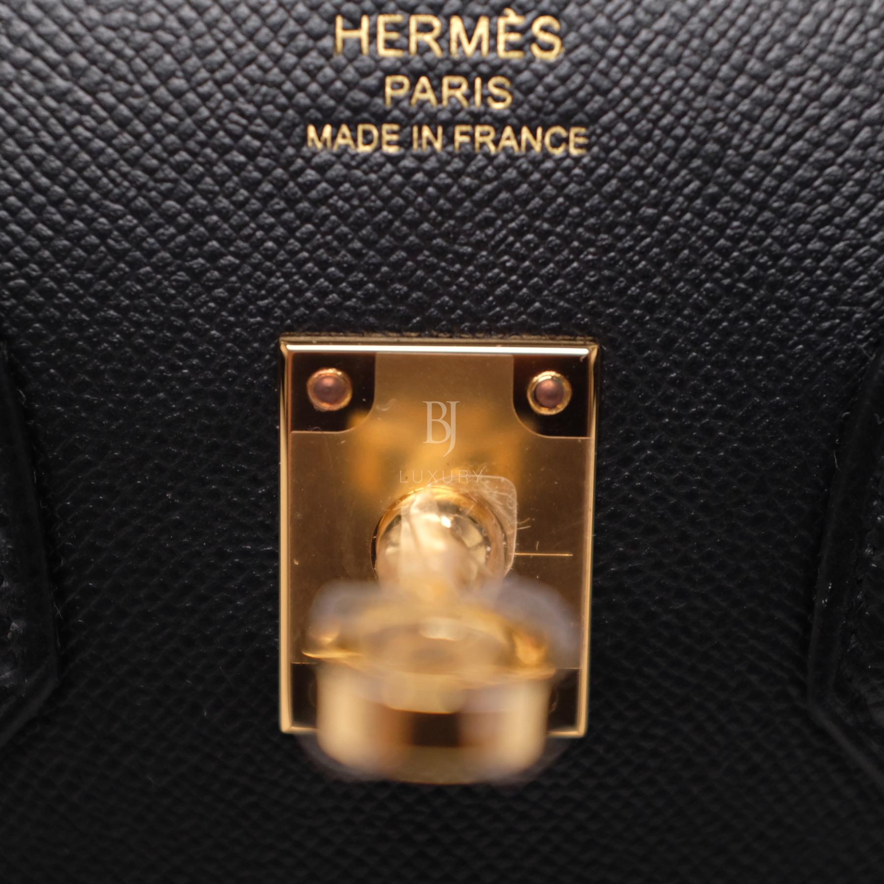 Birkin Sellier 25 Black Veau Madame Gold BJ Luxury 2.jpg