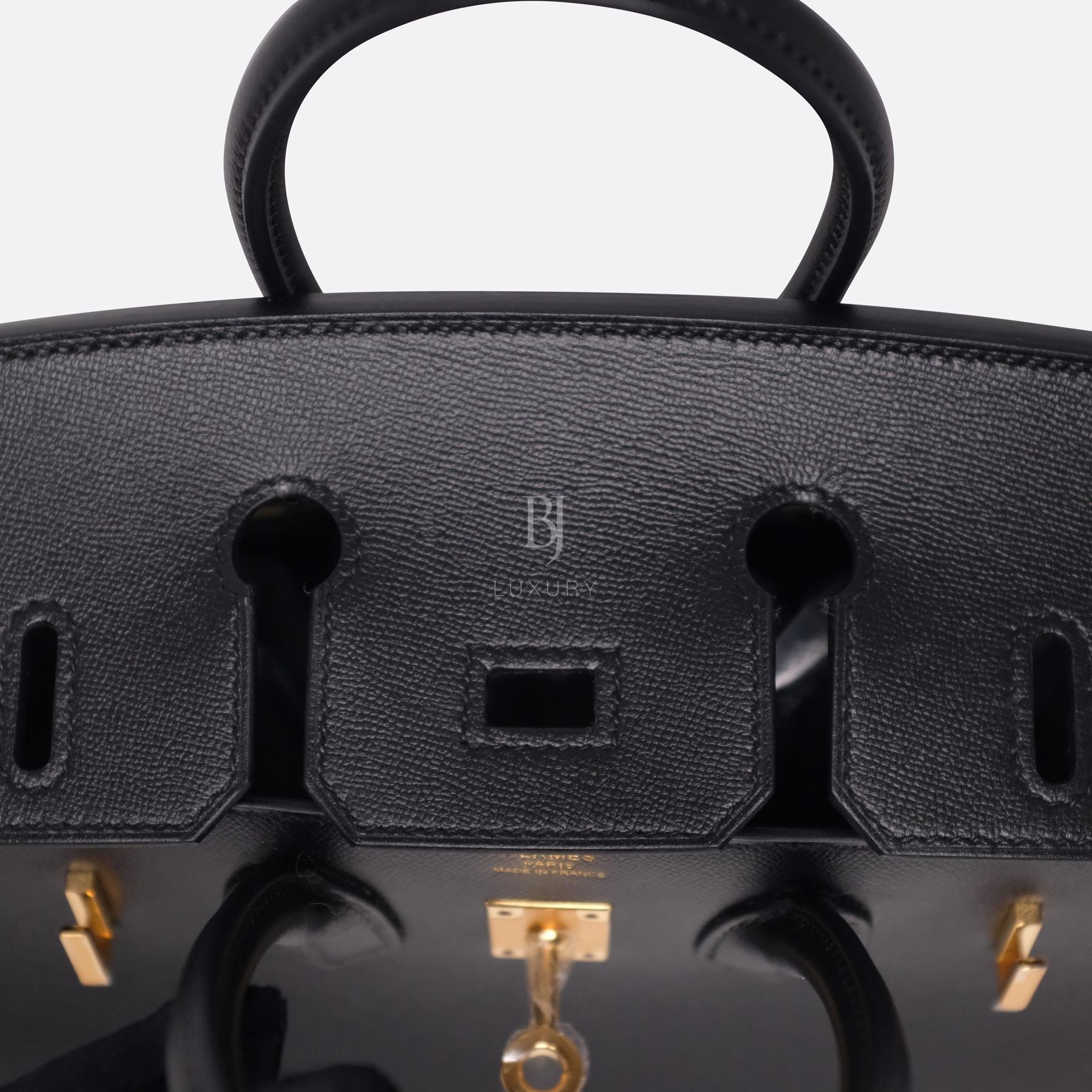 Birkin Sellier 25 Black Veau Madame Gold BJ Luxury 5.jpg