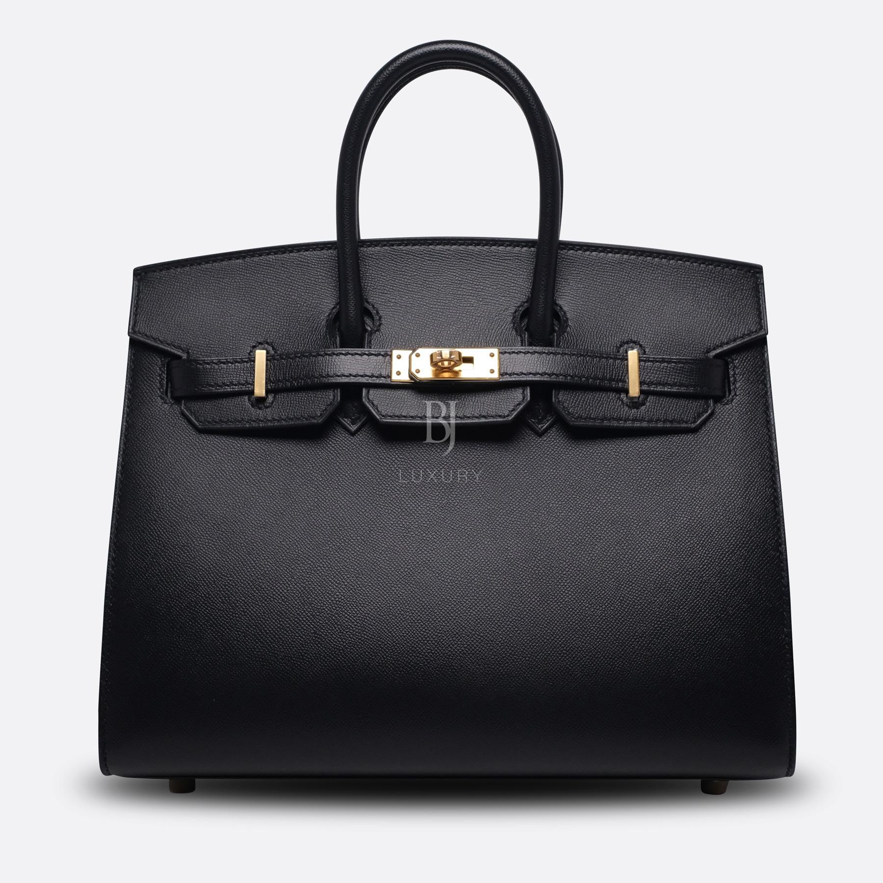 Birkin Sellier 25 Black Veau Madame Gold BJ Luxury 9.jpg