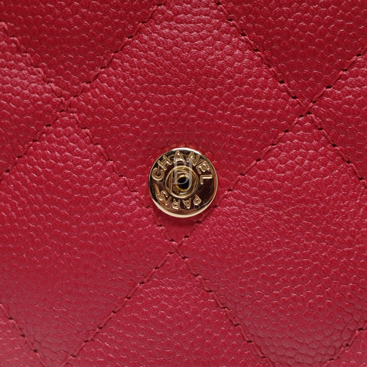 Chanel Wallet On Chain Red Caviar Brushed Gold BJ Luxury 14.jpg
