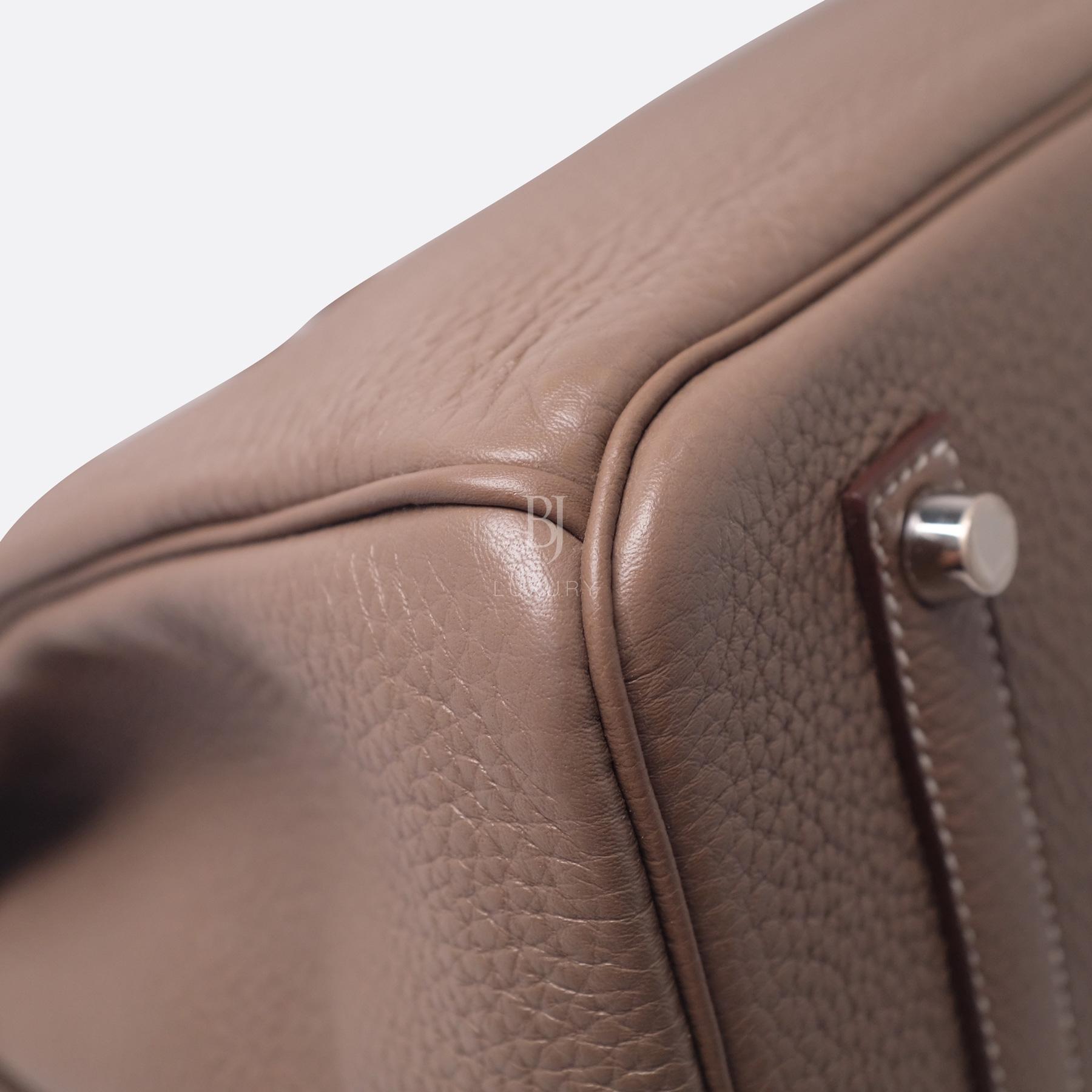 Hemes Birkin 35 Etoupe Palladium Togo BJ Luxury 10.jpg