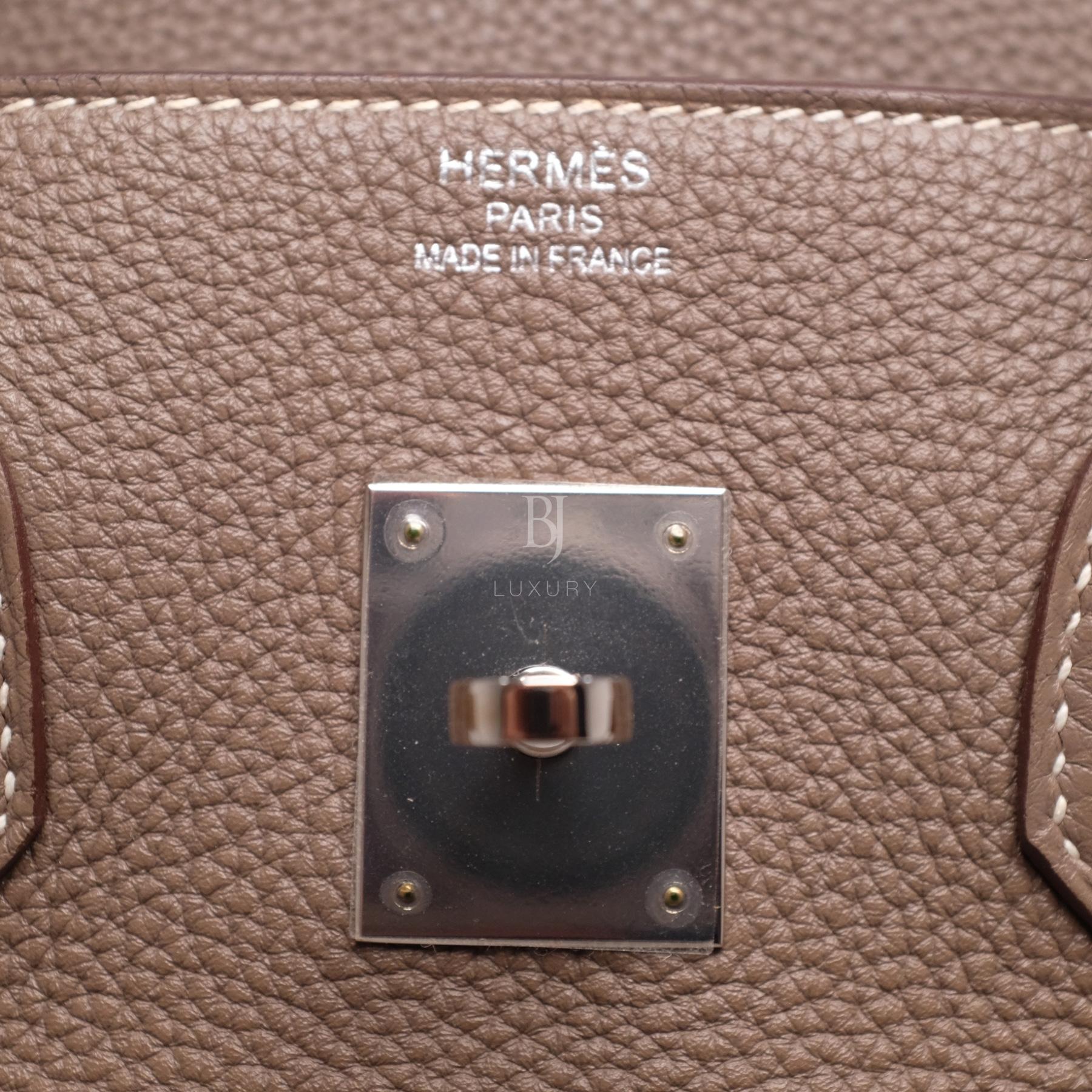 Hemes Birkin 35 Etoupe Palladium Togo BJ Luxury 13.jpg