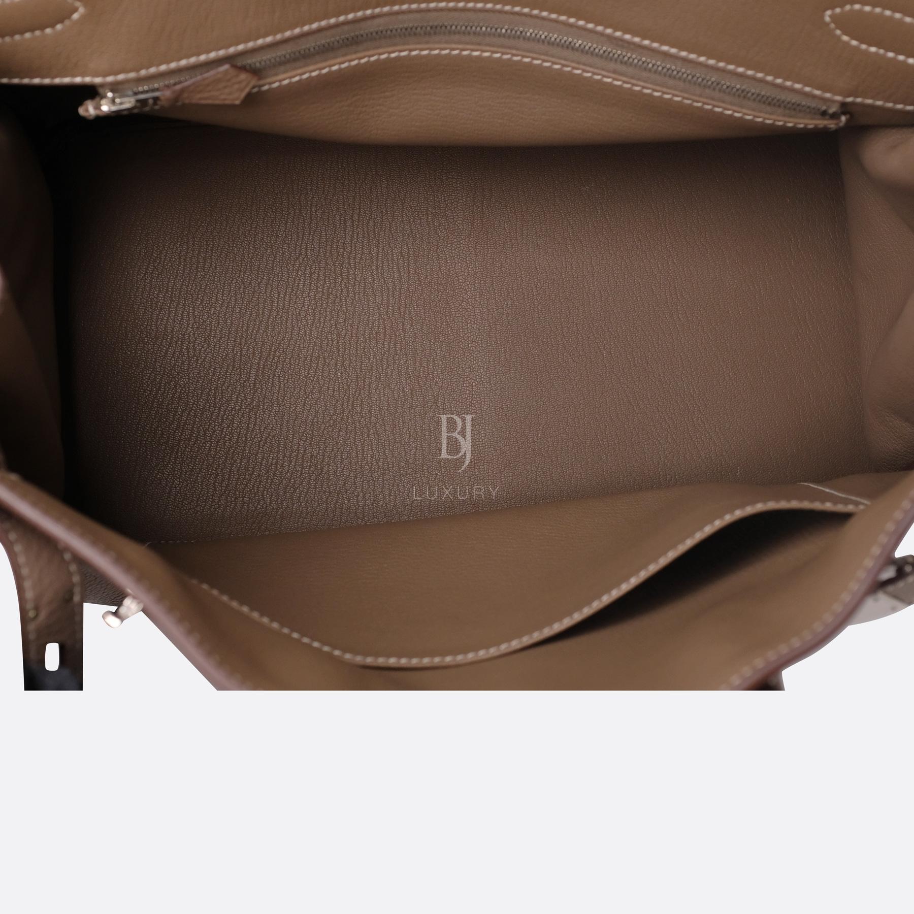 Hemes Birkin 35 Etoupe Palladium Togo BJ Luxury 16.jpg