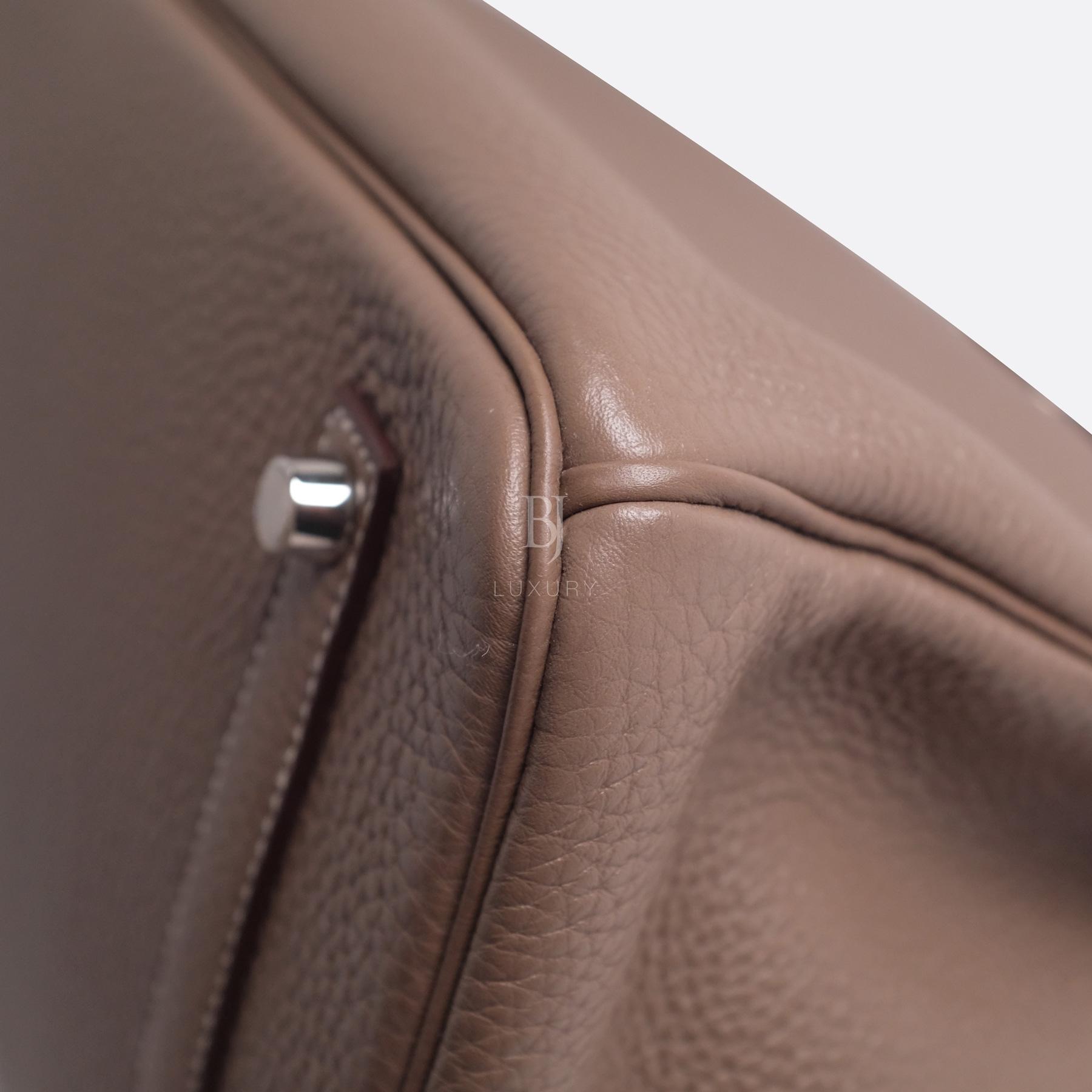 Hemes Birkin 35 Etoupe Palladium Togo BJ Luxury 8.jpg