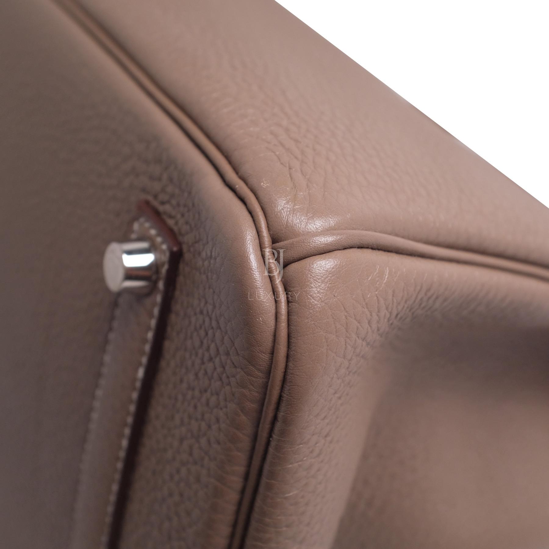 Hemes Birkin 35 Etoupe Palladium Togo BJ Luxury 9.jpg