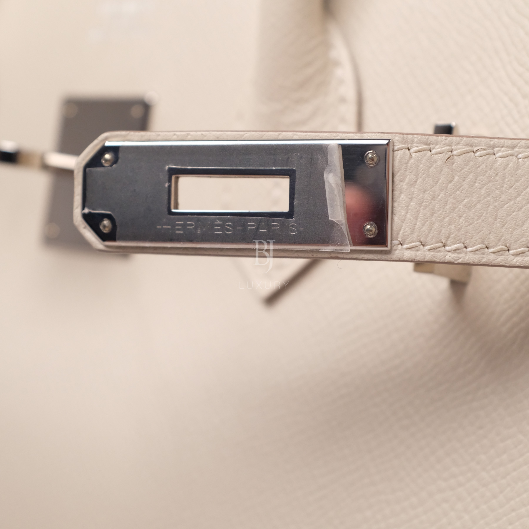Hermes Birkin 30 Epsom Craie Palladium BJ Luxury 1.jpg