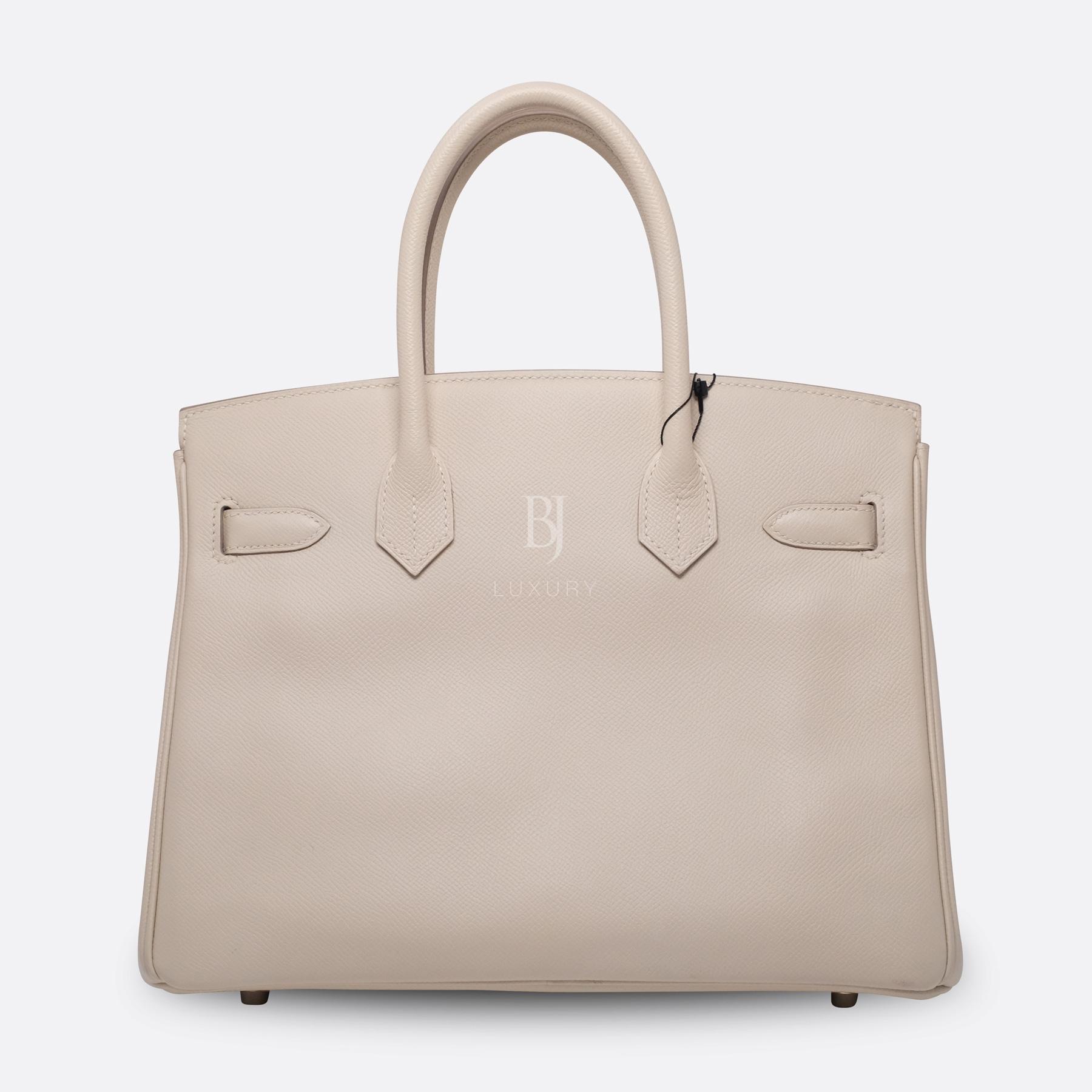 Hermes Birkin 30 Epsom Craie Palladium BJ Luxury 10.jpg