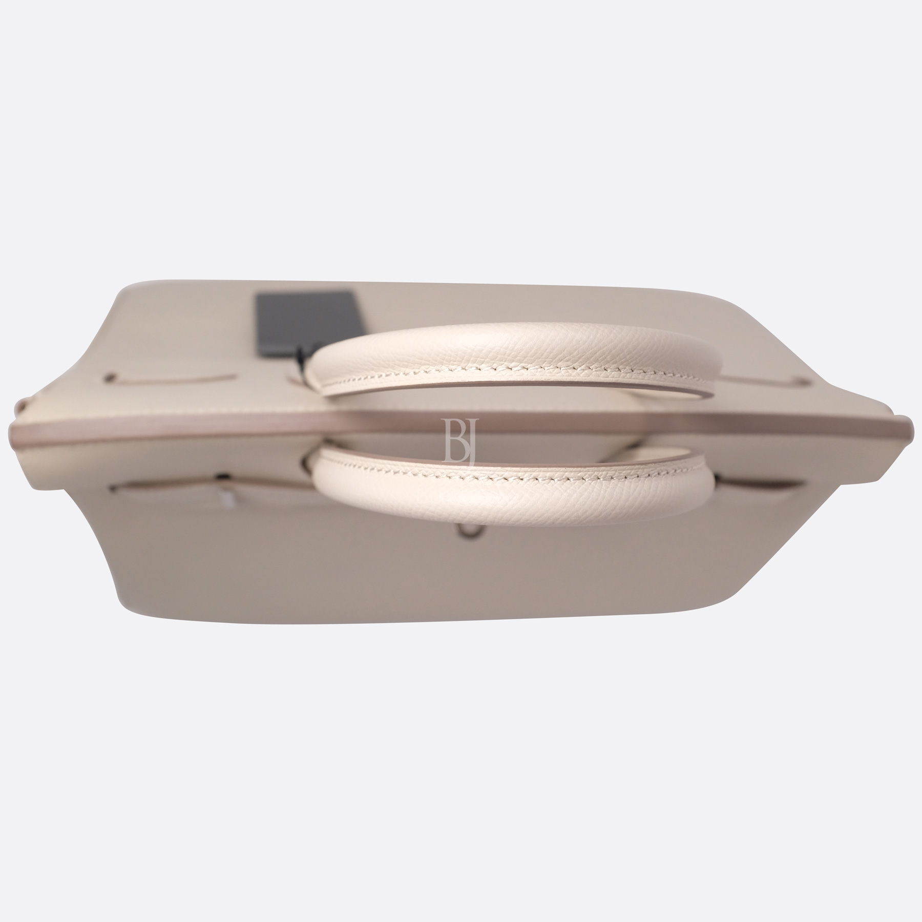Hermes Birkin 30 Epsom Craie Palladium BJ Luxury 17.jpg