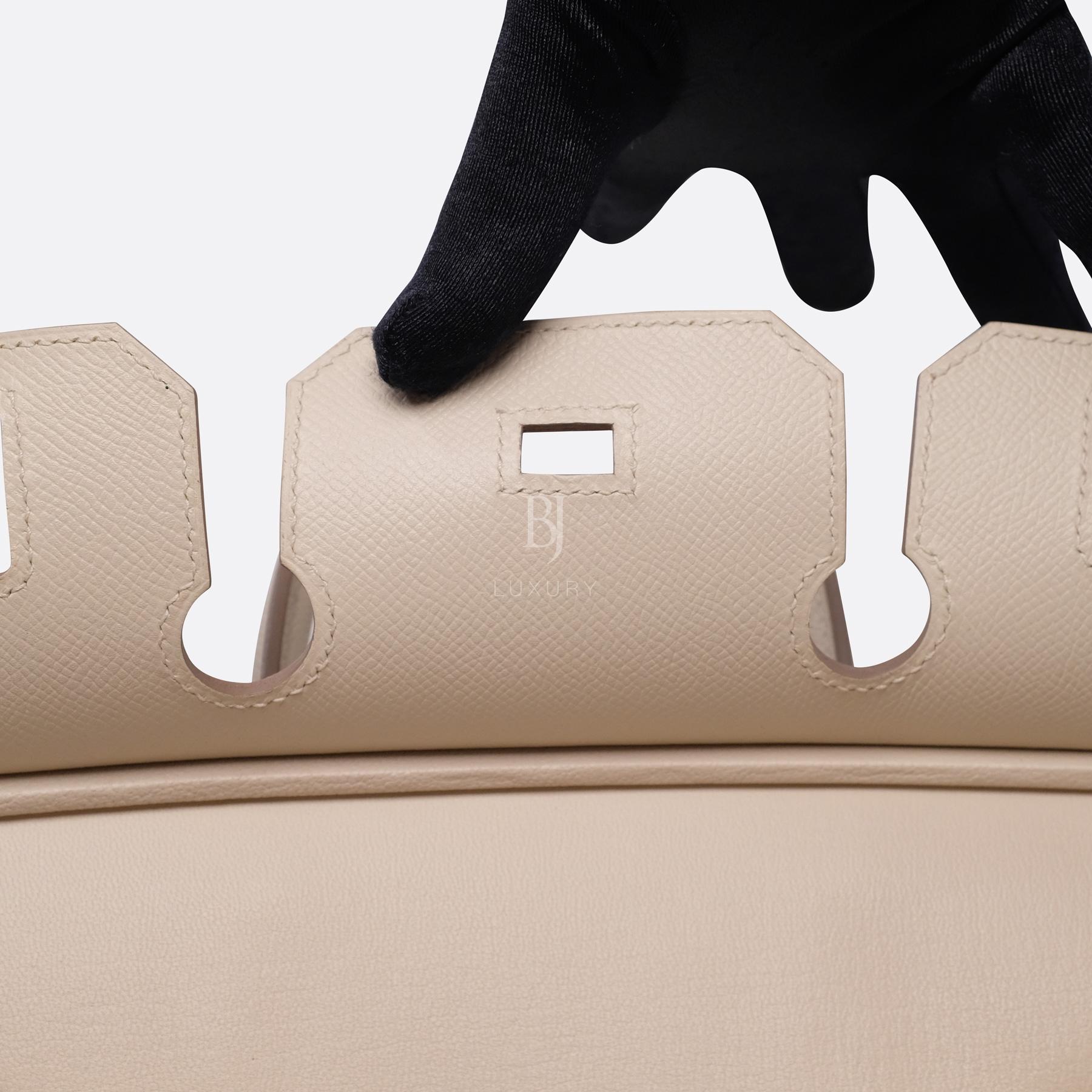 Hermes Birkin 30 Epsom Craie Palladium BJ Luxury 5.jpg