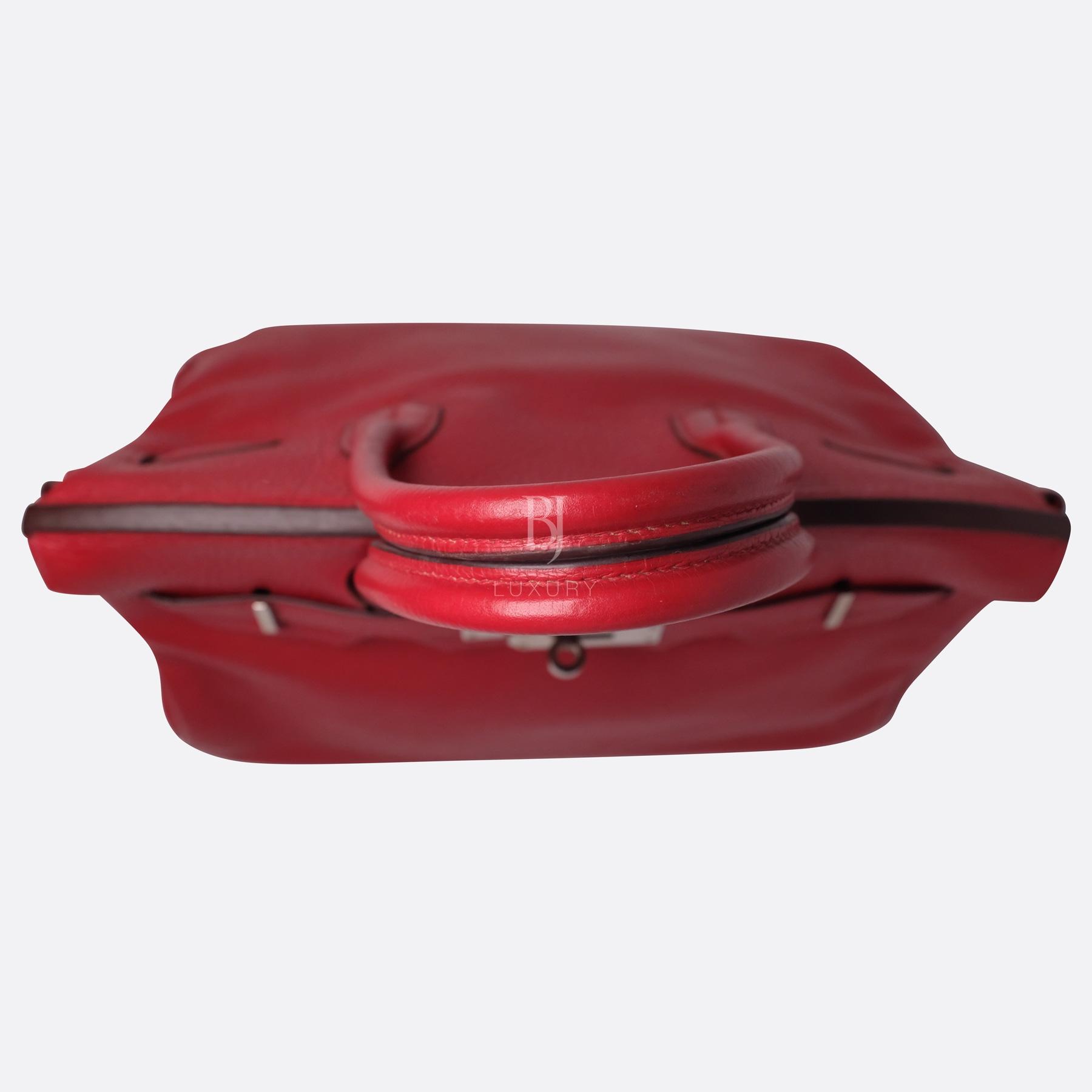 Hermes Birkin 30 Rouge Casaque Clemence Palladium BJ Luxury 20.jpg