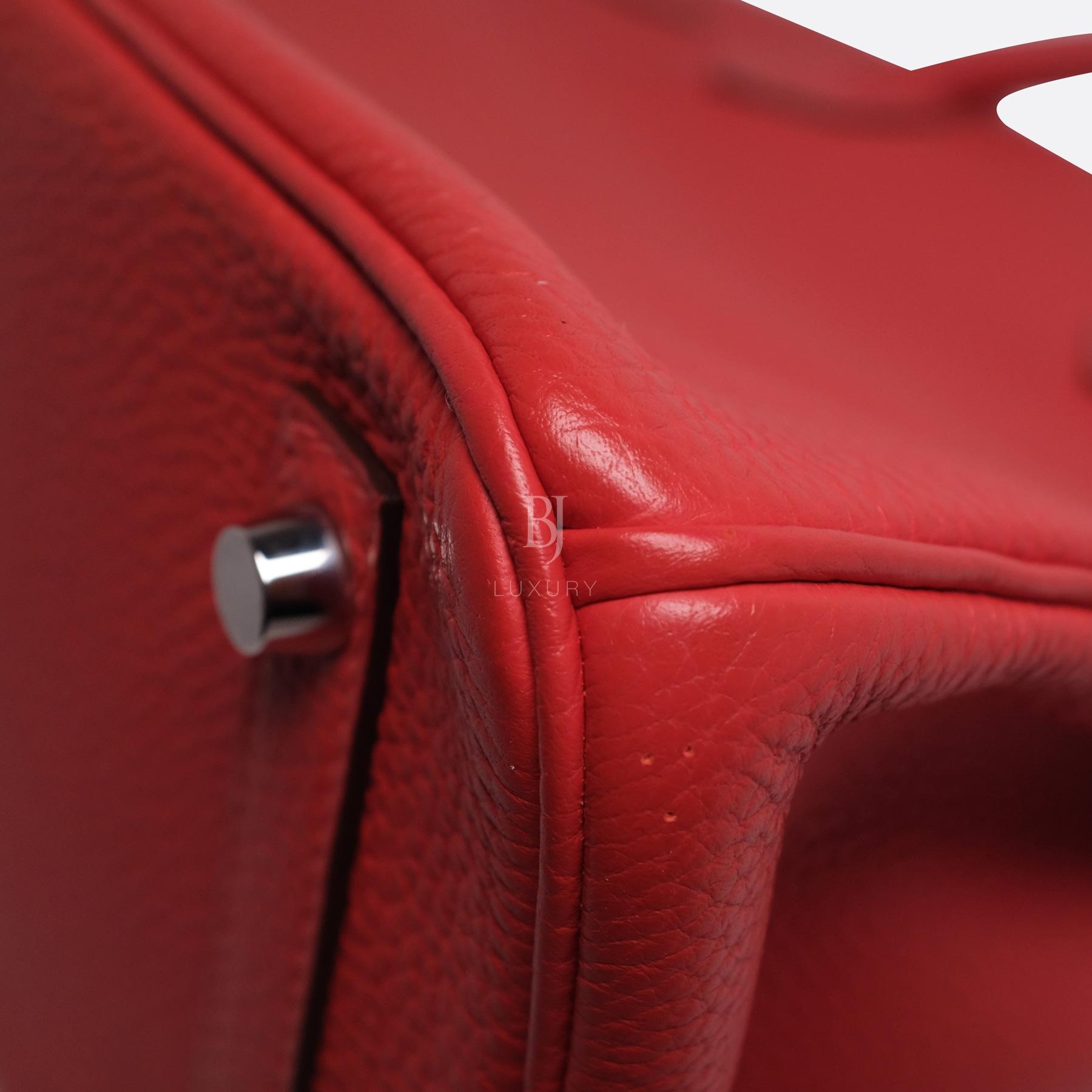 Hermes Birkin 30 Rougue Pivoine Togo Palladium BJ Luxury 18.jpg