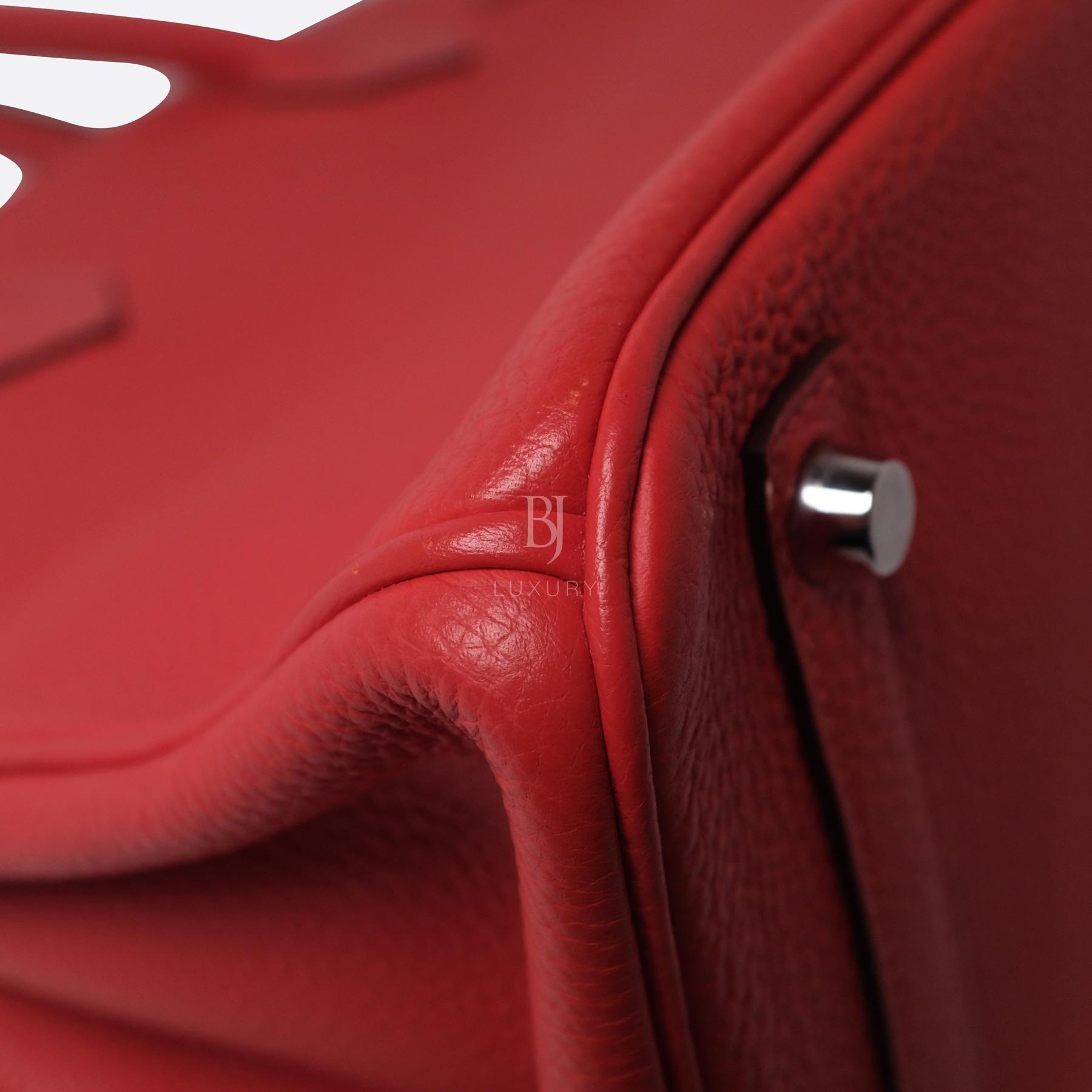 Hermes Birkin 30 Rougue Pivoine Togo Palladium BJ Luxury 19.jpg