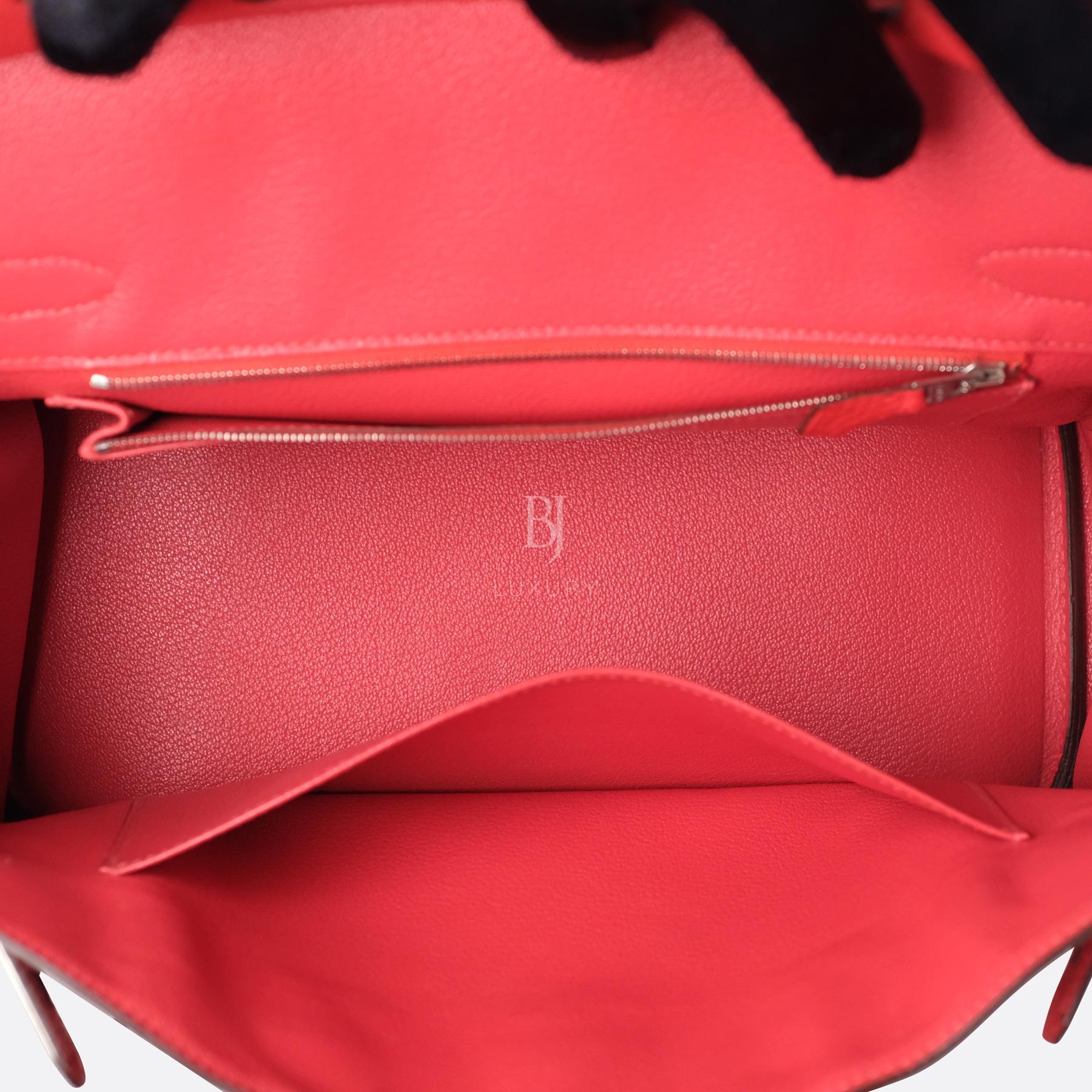 Hermes Birkin 30 Rougue Pivoine Togo Palladium BJ Luxury 7.jpg