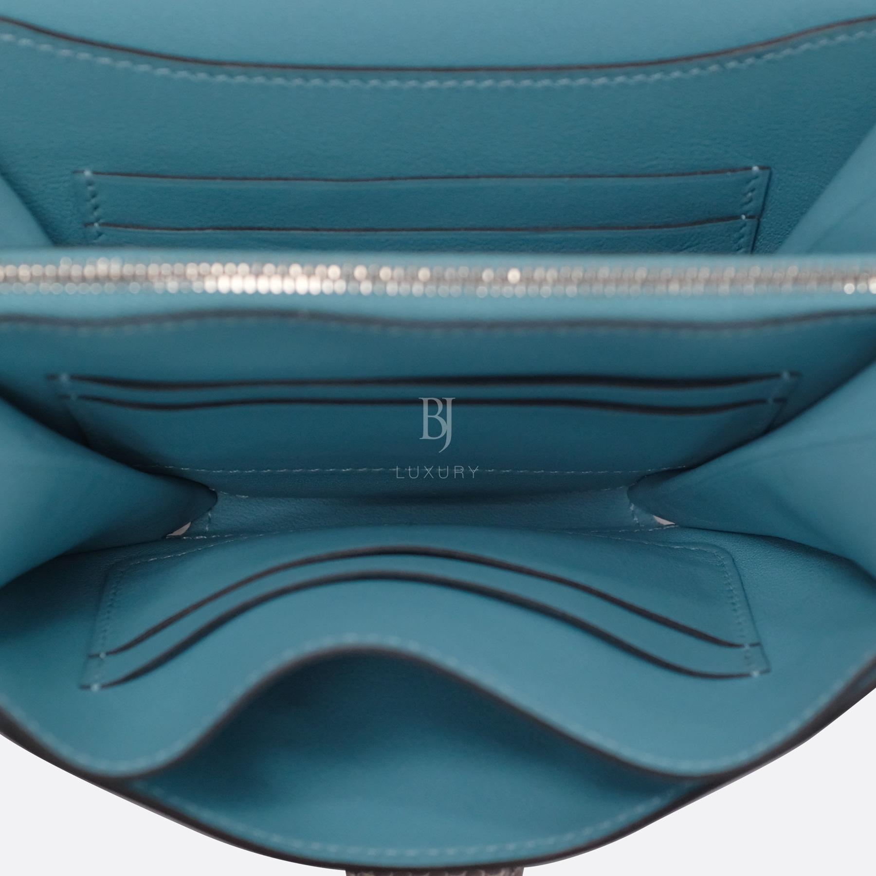 Hermes Conveyor Bag 16 Turquoise Swift Lizard Palladium BJ Luxury 15.jpg