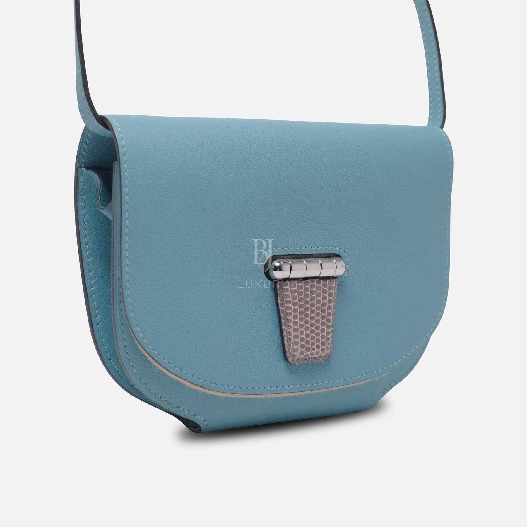 Hermes Conveyor Bag 16 Turquoise Swift Lizard Palladium BJ Luxury 2.jpg