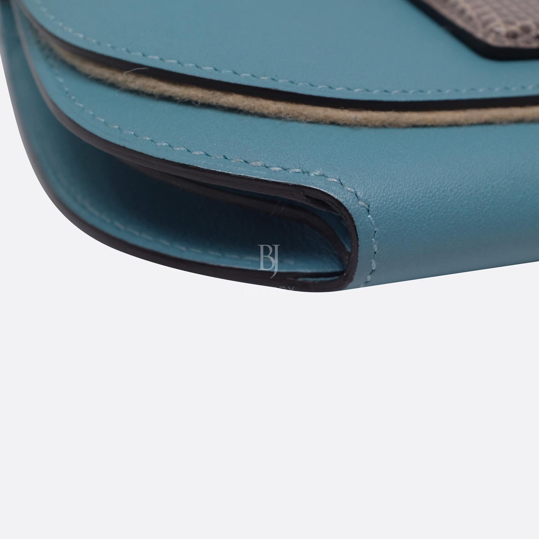 Hermes Conveyor Bag 16 Turquoise Swift Lizard Palladium BJ Luxury 8.jpg