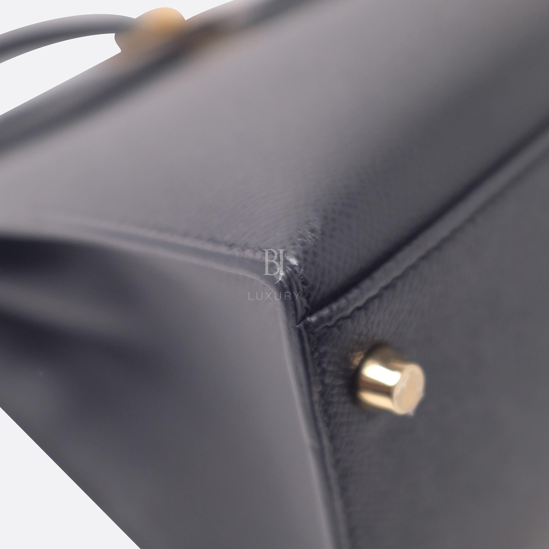 Hermes Kelly Sellier 28 Black Epsom Gold BJ Luxury 16.jpg