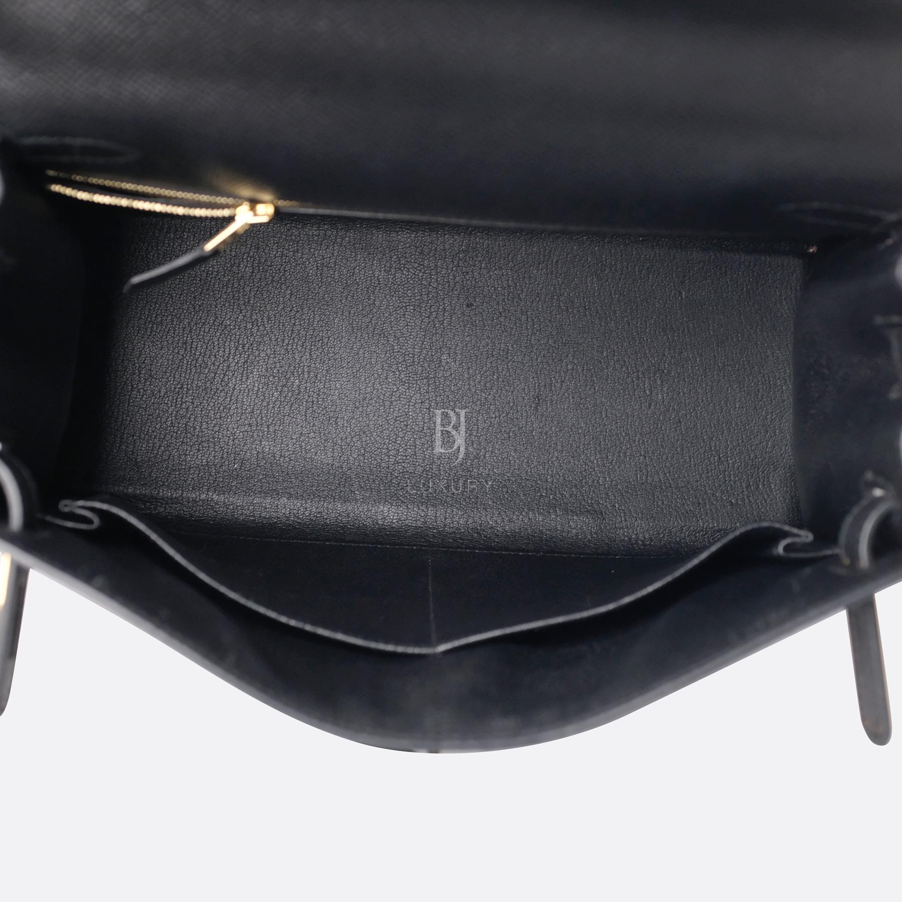 Hermes Kelly Sellier 28 Black Epsom Gold BJ Luxury 9.jpg