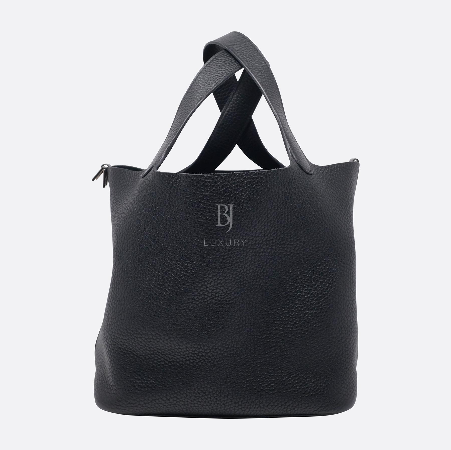 Hermes Picotin 22 Palladium Clemence BJ Luxury 5.jpg