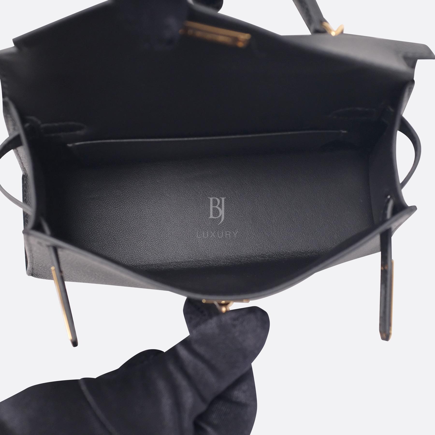 Hermes Kelly Sellier 20 Black Gold Hardware Epsom 19 BJ Luxury.jpg